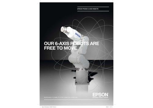 EPSON PROSIX S5-A901S (S5L)