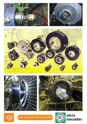 Encoders for motors (KR11-14)