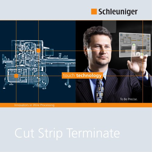 Cut Strip Terminate