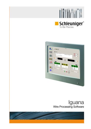 Iguana Wire processing software