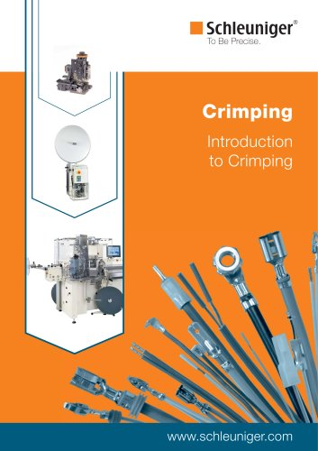 Introducing to Crimping