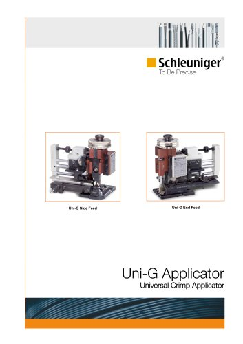 Uni-G Crimp Applicator