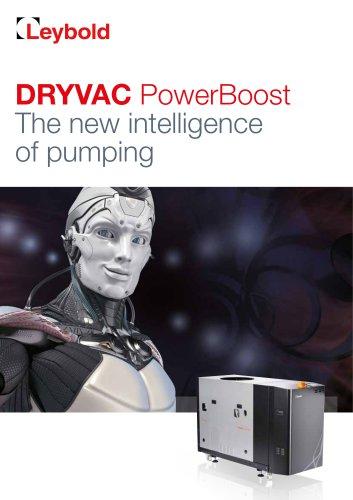 DRYVAC PowerBoost