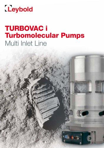 Multi Inlet TURBOVAC i
