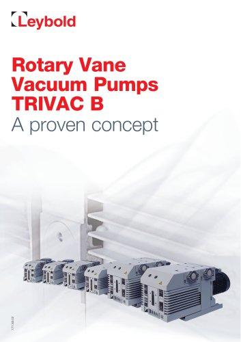 Rotary Vane Pumps
