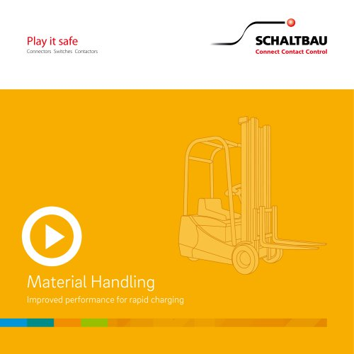 Brochure Material Handling