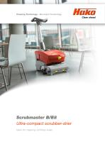 Scrubmaster B/E8
