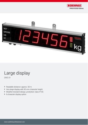 Large display 2562.01.001
