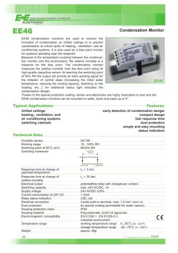 datasheet EE46