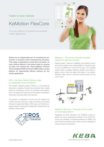 KeMotion FlexCore