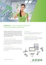 KeMotion – Your complete solution for robot and machine automation