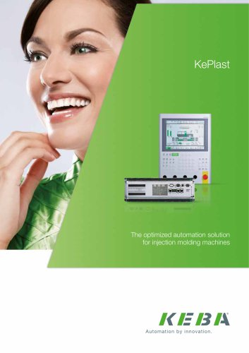 KePlast - The optimized automation solution  for injection molding machines