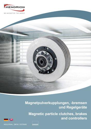 Magnetpulverkupplungen