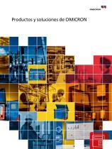 Productos y soluciones de OMICRON