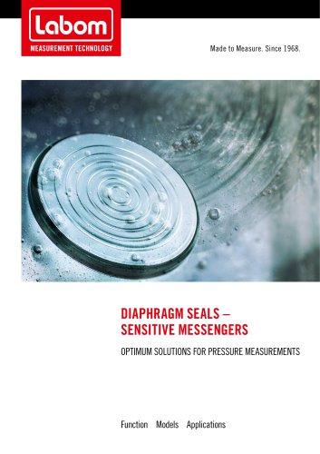 Diaphragm seals brochure