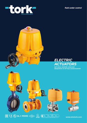 TORK Electric Actuators