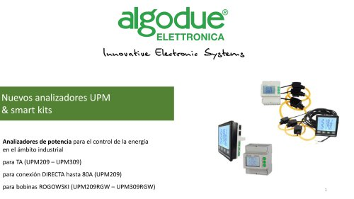 UPM209-309Smart Kit_report