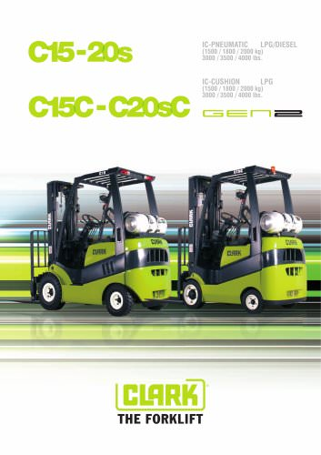 C 15C/18C/20Cs GEN2 Series