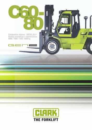 C 60/70/75/80 GEN2 Series