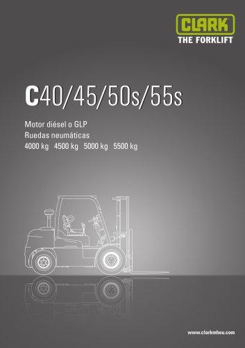 CLARK C40/45/50s/55s