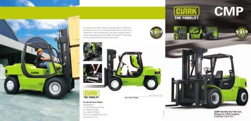 Clark CMP 50-75