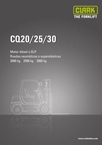 CLARK CQ20/25/30