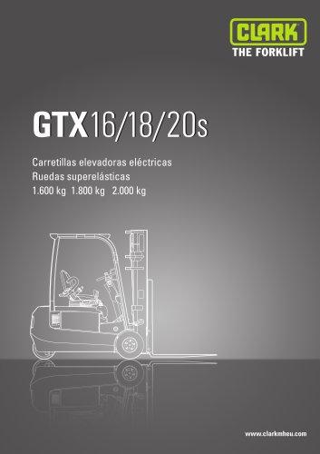 CLARK GTX16/18/20s