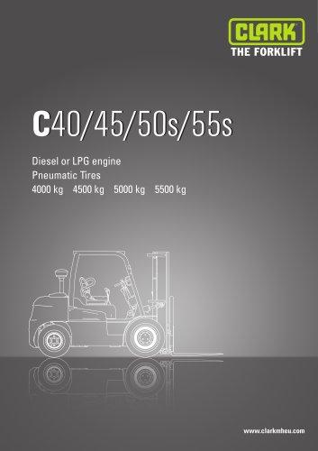 Data sheet CLARK-C40-55s