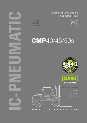 Data sheet CLARK-CMP40-50s