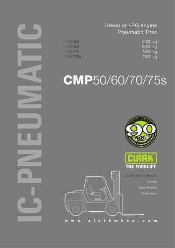Data sheet Clark-CMP50-75s