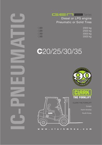Data sheet CLARK-GEN2 C20-35