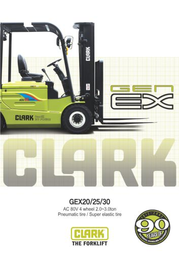 New GEX 20-30