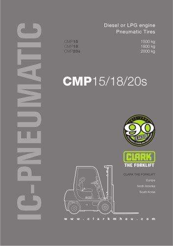 Specification sheet CLARK-CMP15-20s