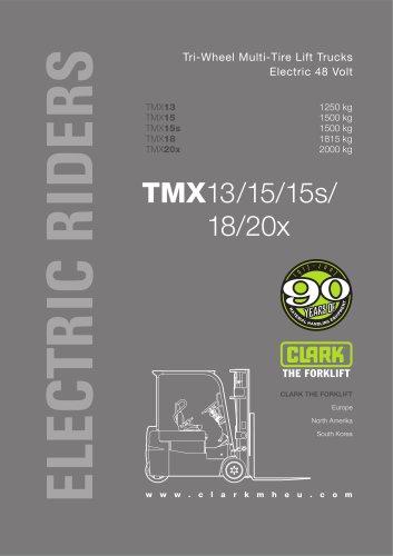 TMX 13/15s/15/18/20x