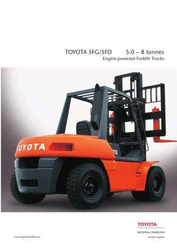 Toyota 5FG / 5FD