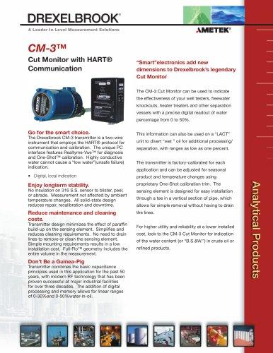 CM3 Series Cut Monitor
