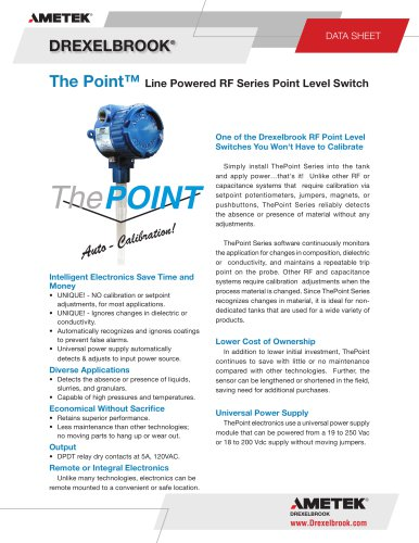 PNL Series, ThePoint, Line Powered