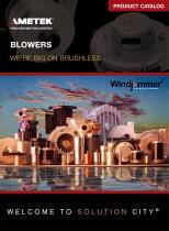 Windjammer Brushless Blowers