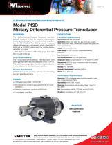 Model 742 D