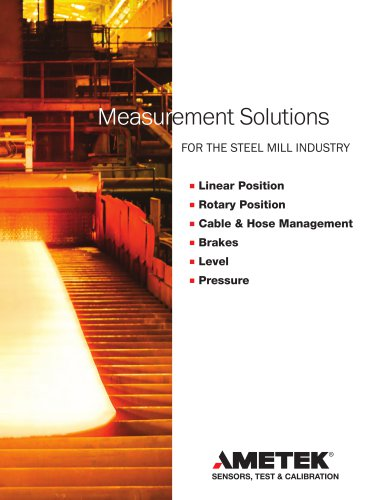 Steel Industry Solutions