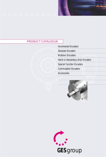GES Encoder Catalogue