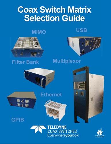 Matrix Selection Guide