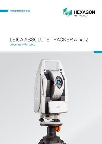 Leica Absolute Tracker AT402