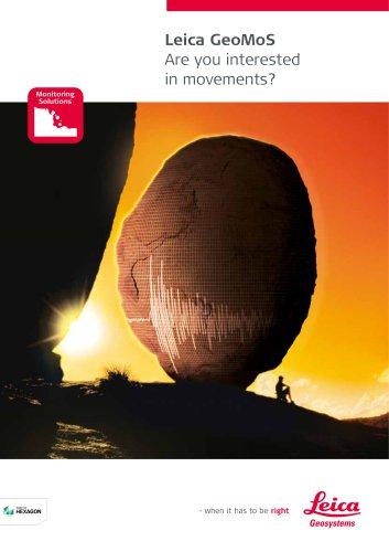 Leica GeoMoS Brochure