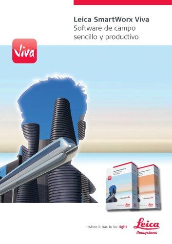 Leica SmartWorx Viva