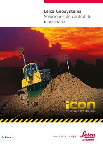 Machine Control Solutions Brochure