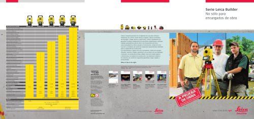Serie Leica Builder - No sólo para encargados de obra