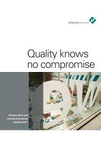 Components and standard products catalog 2017