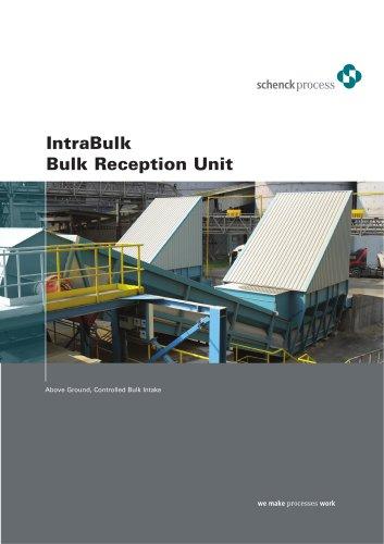 IntraBulk bulk reception unit