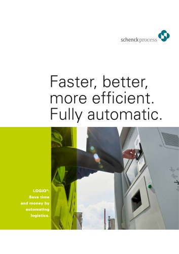 LOGiQ®: Save time and money by automating logistics